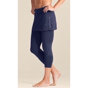 Athleta Skirted Leggings Workout Wear